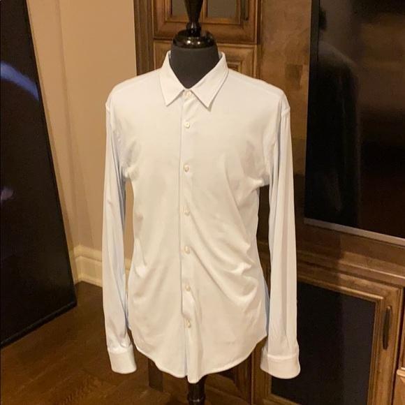 Hugo Boss XL button down shirt.